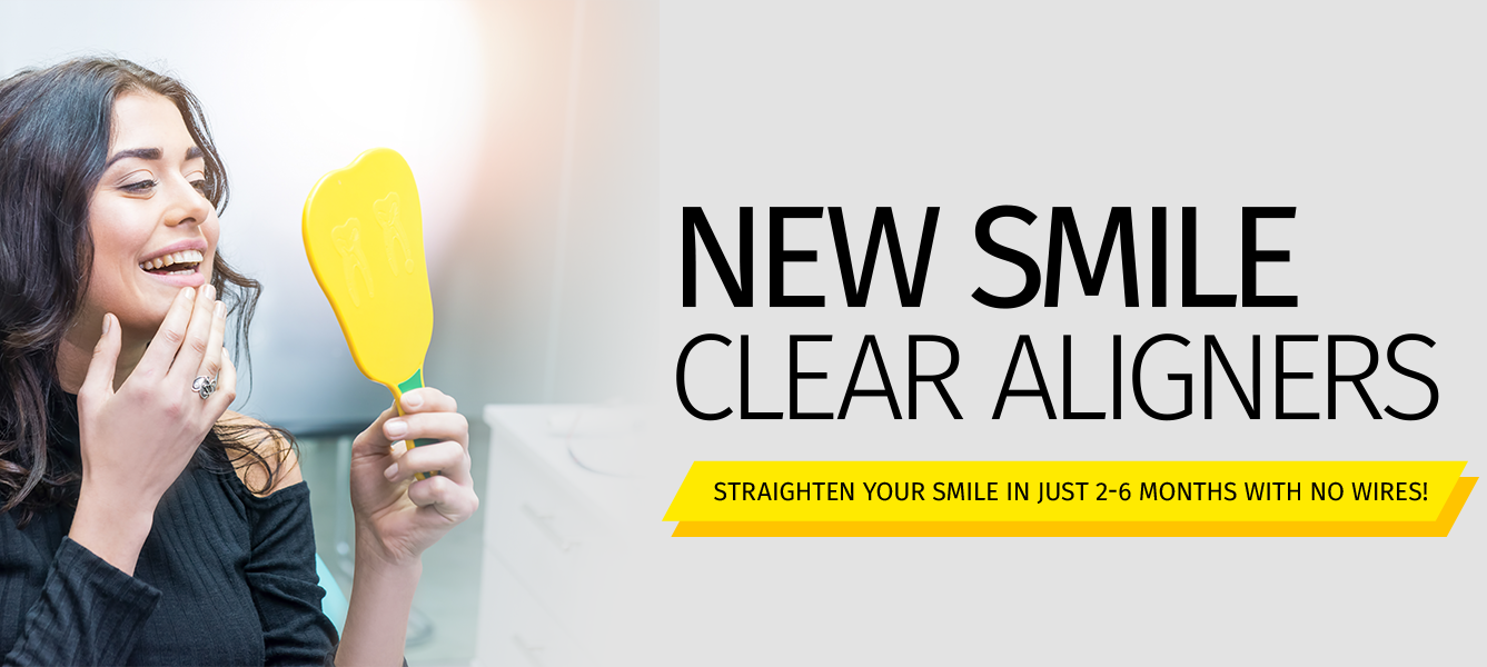 Clear Smile Aligners Available at Zen Dental